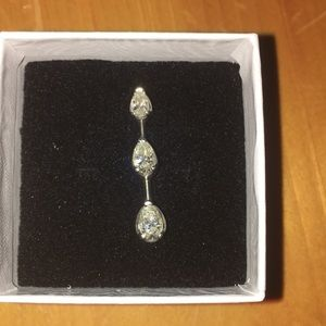 Kay Jewelers Past Present Future Diamond Pendant